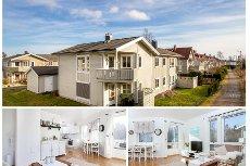 Tolvsrød - Lekker leilighet i barnevennlig boligstrøk * Solrik balkong med utsikt mot flott natur