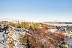 Ådlandsvik - Stor og solrik tomt med flott utsikt over Herdlafjorden