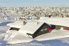SJUSJØEN - Intim, lun og koselig hytte - innlagt strøm - flott turterreng - skiløype i umiddelbar nærhet