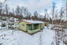 Koselig hytte med flott utsikt mot Røros og Os!