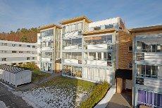 Vardenlia - Romslig 2 -roms med gode solforhold og garasje.