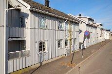 Stavern- Sentrum. Lys, lettstelt leilighet med 2 soverom. Kort rusleavstand til bryggene!