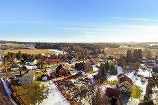 Spydeberg sentrum - Stor og fin vestvendt boligtomt - det tillates inntil 2 boenheter