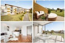 Steinsviken - Lekker og moderne 2-roms selveierleilighet - solrik terrasse + vinterhage - garasjeplass