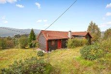 Flott hytte på nydelig utsiktstomt - naust Fyllingsnes - Eikangervåg