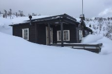 Raudfjellet - Hytte med unik beliggenhet