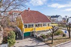 Tønsberg / Sentrum - Særdeles flott og innholdsrik bolig med unik beliggenhet.