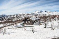 UVDAL HYTTEGREND - hytte med stor tomt og panoramautsikt