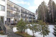 Ås Sentralt. Pen studioleilighet i toppetasjen m/arealeffektiv planløsning. Vestvendt balkong.