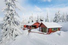 Koselig og velholdt hytte med anneks på Rømåsen. God solgang. Svært gode turmuligheter hele året.