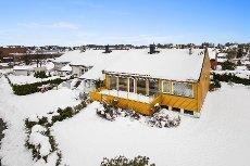 Nanset - Praktisk kjedet enebolig i attraktivt boligområd med solrik hage - Nyere kjøkken - Garasje