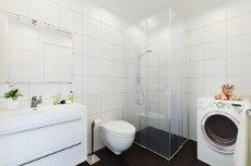 Ås sentrum | 2-romsleilighet i 2. etasje under bygging | Gå tørrskodd via heis fra egen parkeringsplass i kjeller