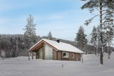 Brøttum - Ny Tinde hytte ved Mjøsa - Finsandvika, 20 min fra Lillehammer og Sjusjøen