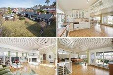 Hønefoss - Oddli - Romslig enebolig i rolig og barnevennlig boligområde med gode solforhold og kort vei til sentrum