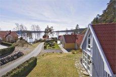 MOSS-JELØY Flott, moderne hytte med sjøutsikt og båtplass. Under 1 time fra Oslo