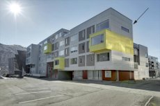 Strandkanten * Nydelig 2-roms toppetasjeleilighet * 4. etasje * Felles stor og solrik terrasse
