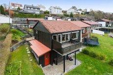 Halvpart av tomannsbolig med flott utsikt- barnevennlig boligområde. GARNES