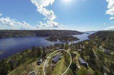 DRØBAK -Sjarmerende - Fritidsbolig| Koselig område | Båtplass |Bra lysforhold