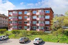 Andelslelighet i 3 etasje i sentrum av Horten med balkong og fjordusikt
