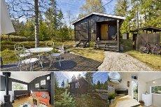 Kjøvangen/Son- Velholdt hytte med god standard- Nyere vedovn- Beiset 2015- Anneks- Usjenert tomt- Gode solforhold
