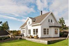 KRAGERØ RESORT - Nydelig hytte med optimale solforhold - Hytten holder en svært god stand