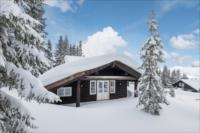 HAFJELL - nyere og moderne hytte fra 2012/13. Ingen tidligere eiere og dokumentavgift kun av tomteverdi!