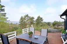Pulservik Kirkøy, Hvaler - Koselig hytte, solrikt og med fin utsikt, 300 m fra sjøen