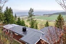 Gran, 1 time fra Oslo - Innholdsrik hytte med innlagt vann og strøm. Solrikt!