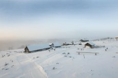 Seter/hytteeiendom - Venabygdsfjellet - Ringebu. Flott beliggenhet i nydelig fjellterreng