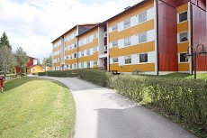 4-roms i 4.etasje i rolige omgivelser i Langerudberget