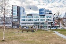 Byporten & Nansenplass * Nydelig frontleilighet med havutsikt * Heis * 4. etasje * Endeleilighet * 2 romslige soverom