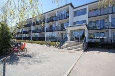 Ås/Moer - Flott studioleilighet i toppetasjen - Lyst og hyggelig - Vestvendt innglasset balkong.