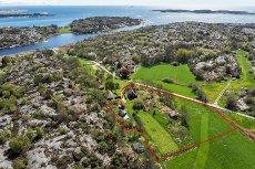 Stor eiendom på over 9 mål Spjærøy/ Hvaler- Bolig og fritidsformål -selges samlet