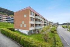 Flott 3-roms leilighet i 1.etasje. Fin utsikt og solrike omgivelser. ARNATVEIT