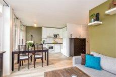 STRØMMEN - Lys og pen 1-roms leilighet med sovealkove, stor terrasseplatting med gode solforhold!