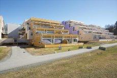 Workinnmarka - Stor 3-roms leilighet med fantastisk utsikt, garasje og romslig terrasse - heis i bygget