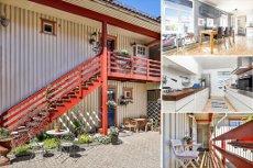 STRØMSØ SENTRALT - Lys og delikat 3-roms leilighet med egen inngang og skjermet beliggenhet. Carport.