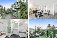 SØRUMSAND - Lys, romslig 2-roms seniorleilighet i koselige omgivelser - Solrik terrasse og p-plass - Attraktivt!
