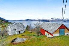 Fritidsbolig i idylliske omgivelser i Hardanger