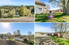 Aurskog/Finstadbru - Idyllisk småbruk med fin beliggenhet - behov for renovering.