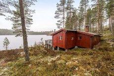 VISNING 30.05! Ekte hytteidyll ved Steinsvatnet- Finnskogen.