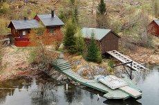 Namsos - Hytte ved sjøen