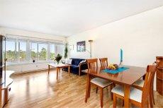 BERGEN VEST - Fin 3-roms leilighet med stor innglasset altan og flott utsikt i et barnevennlig område