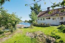 SJELDEN MULIGHET - KRAGERØ - Praktfull strandeiendom på fastlandet vest for Kragerø sentrum