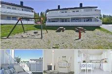 Store Brevik/Son: Moderne 3-roms andelsleilighet med solrik vestvendt veranda- Trappfri adkomst- Rolig boområde