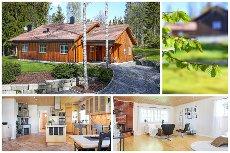 VISNING! Hobøl - Meget velholdt småbruk med nyere bygningsmasse - enebolig + 2 garasjer