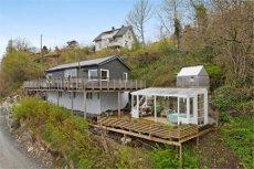 Sjarmerande hytte med panoramautsikt og gode soltilhøve! Fosse - Alverstraumen