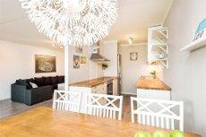 Skjetten: Meget pen og påkostet 4-roms leilighet(121 kvm. brutto) med garasje og innglasset balkong. Barnevennlig