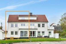 2 delikate leiligheter i populære Brekkestø på Justøya. Visning 3/6 kl. 16.30-17.30.