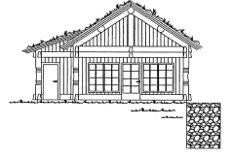 Rauland - Listaullia - Fem prosjektert hytter med god planløsning og vestvendt terrasse - ski in/ski out